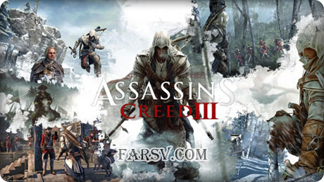 Assassins Creed III v1.02 Update-SKIDROW