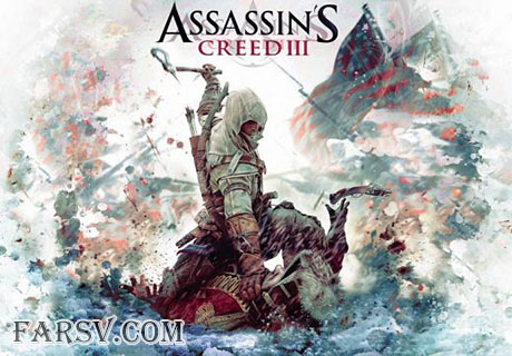دانلود Assassins Creed III Update v1.03-RELOADED