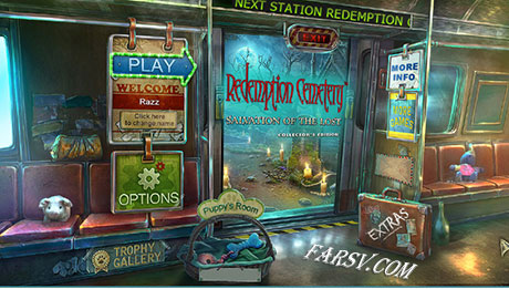 Redemption Cemetery Salvation of the Lost Collectors Edition