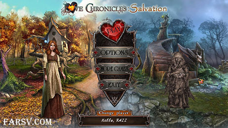 Love Chronicles 3: Salvation Collector's Edition
