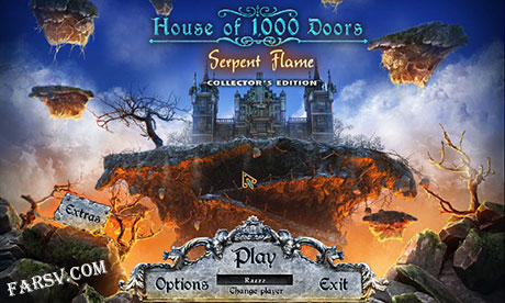 House of 1000 Doors 3: Serpent Flame Collector's Edition