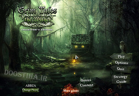 Grim Tales 3: The Wishes Final