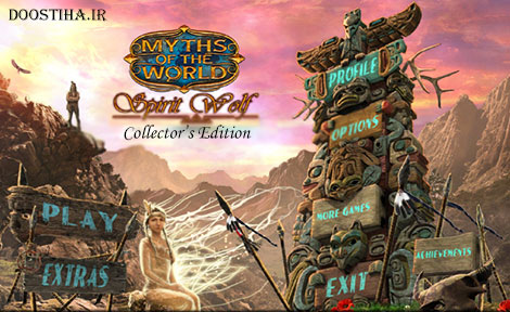Myths of the World 3: Spirit Wolf Collector's Edition Final