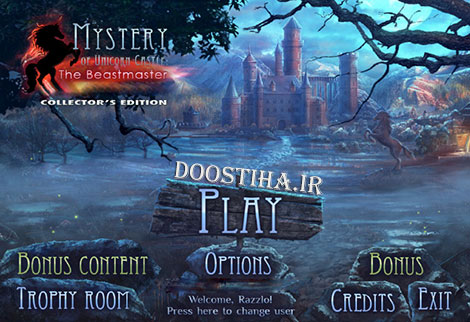Mystery of Unicorn Castle 2: The Beastmaster Collector's Edition