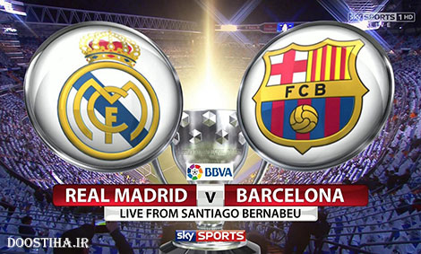 Real Madrid vs Barcelona HD Full Match 23 Mar 2014