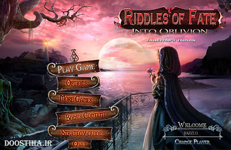 Riddles Of Fate 2: Into Oblivion Collector's Edition