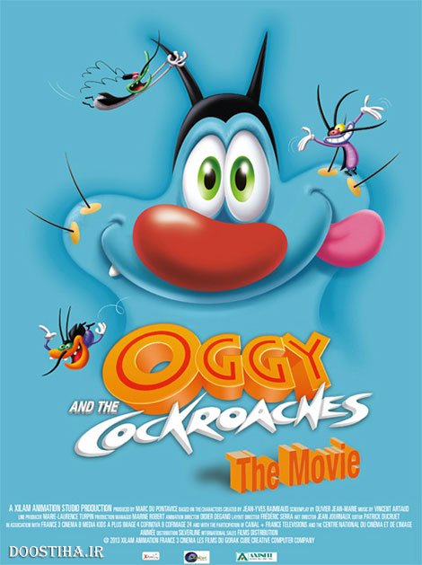 Oggy And The Cockroaches The Movie 2013