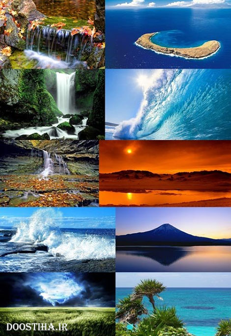 Beautiful Wallpapers of Nature Pack