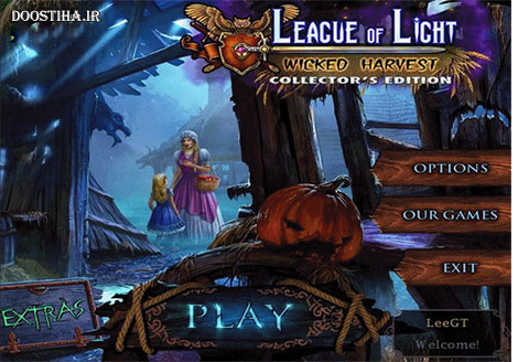 League of Light 2: Wicked Harvest Collector's Edition