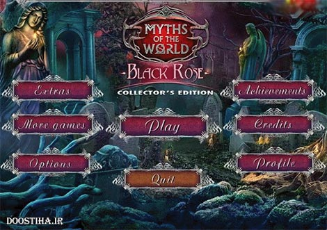 Myths of the World 5: Black Rose Collector's Edition