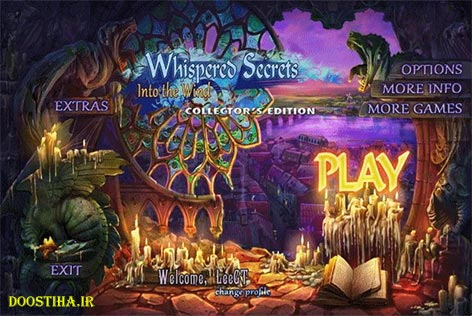 Whispered Secrets 3: Into the Wind Collector's Edition