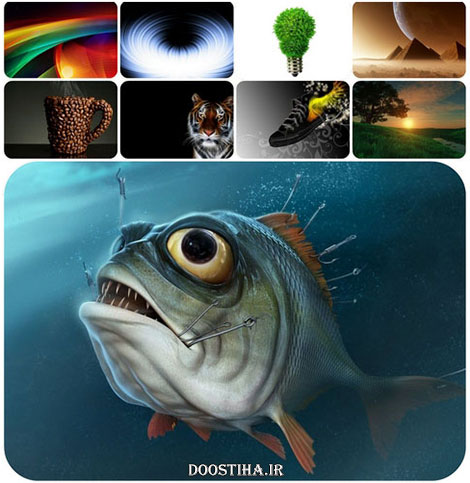3D Graphics Wallpaper Collection