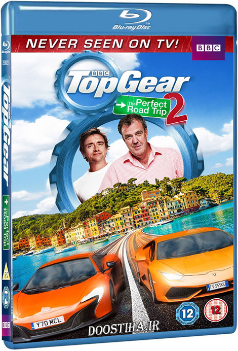 دانلود مستند Top Gear: The Perfect Road Trip 2 2014