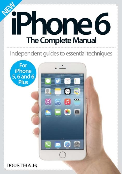 iPhone 6: The Complete Manual 2014