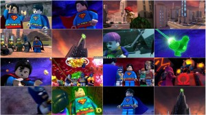 دانلود انیمیشن LEGO DC Justice League vs Bizarro League 2015