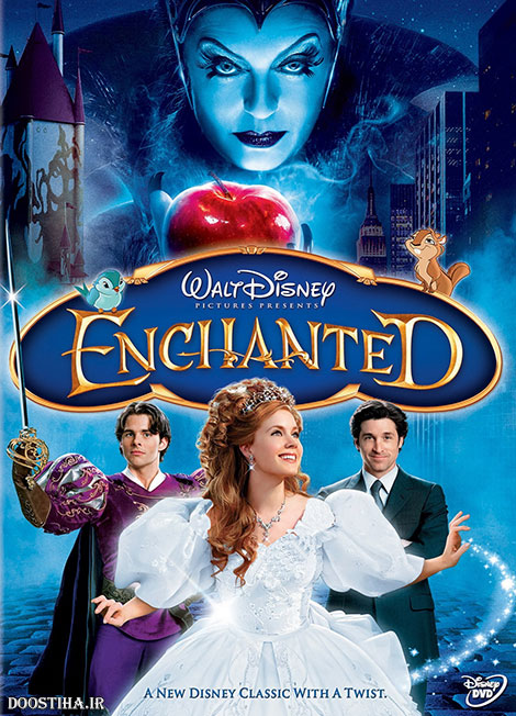Image result for ‫فیلم Enchanted 2007‬‎