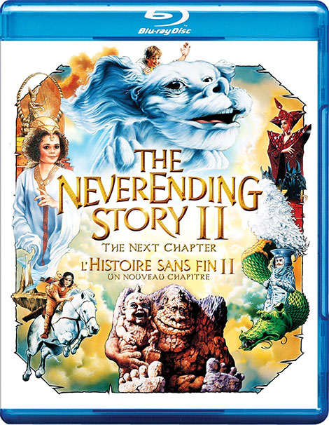 دانلود فیلم The Neverending Story II: The Next Chapter 1990