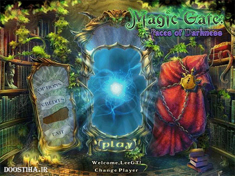 Magic Gate: Faces of Darkness Final