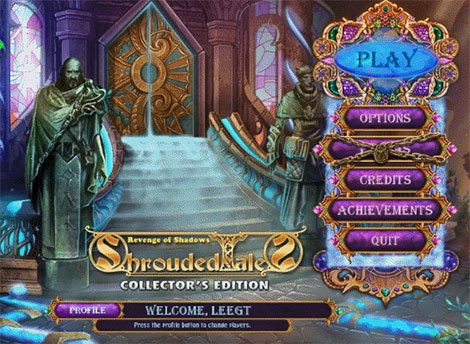 Shrouded Tales 2: Revenge of Shadows Collector's Edition