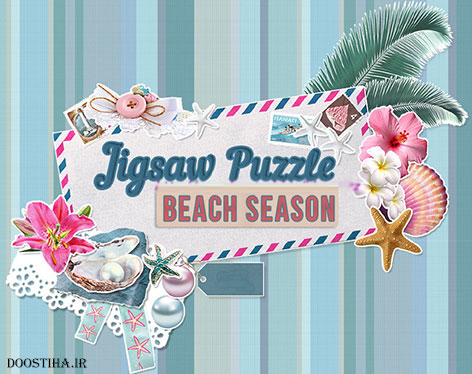 Jigsaw Puzzle - Beach Season Final