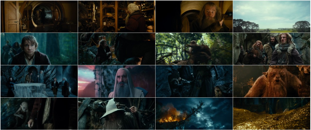 The hobbit an unexpected journey 480p