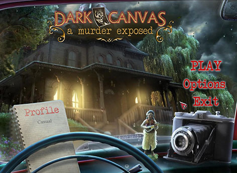 Dark Canvas 3: A Murder Exposed Collector's Edition