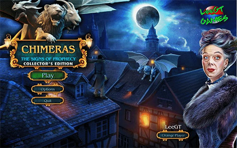 Chimeras 2: The Signs of Prophecy Collector's Edition