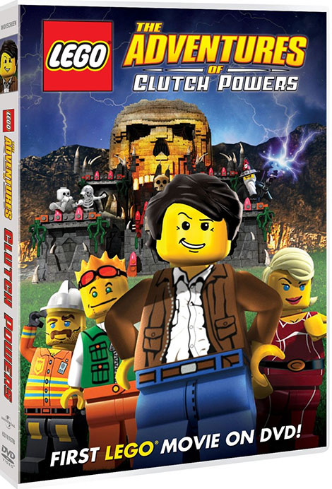 دانلود انیمیشن Lego: The Adventures of Clutch Powers 2010