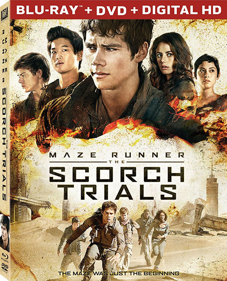 دانلود فیلم Maze Runner: The Scorch Trials 2015