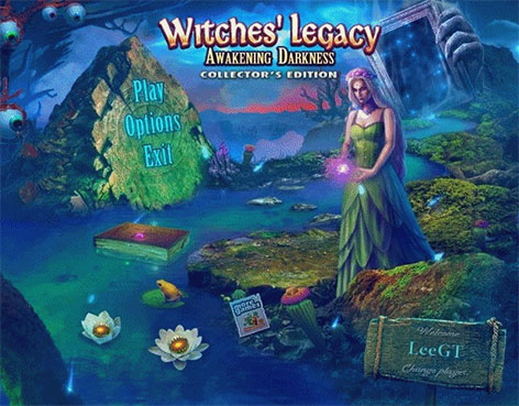 دانلود بازی Witches' Legacy 7: Awakening Darkness Collector's Edition