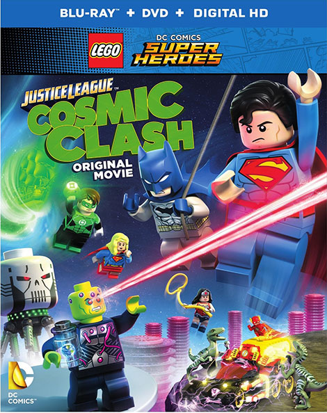 Lego DC Comics Super Heroes: Justice League - Cosmic Clash 2016