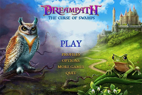 دانلود بازی Dreampath 2: Curse of Swamps Collector's Edition