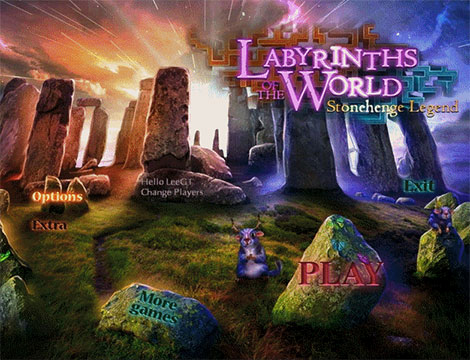 دانلود بازی Labyrinths of the World 4: Stonehenge Legend Collector's Edition