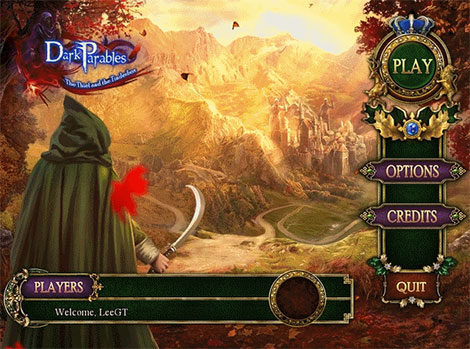 دانلود بازی Dark Parables 12: The Thief and the Tinderbox Collector's Edition