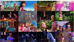 دانلود انیمیشن Barbie & Her Sisters in a Puppy Chase 2016