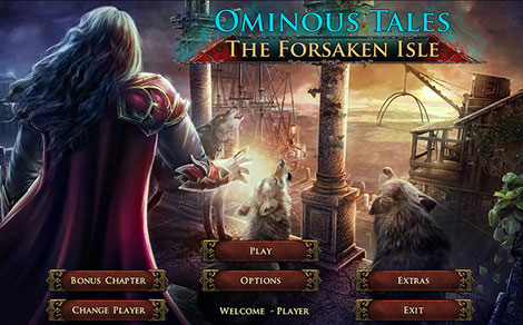 دانلود بازی Ominous Tales: The Forsaken Isle Final