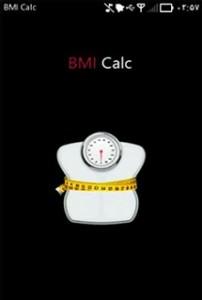 نرم افزار BMI Calc