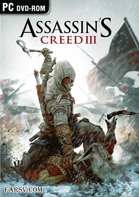 Assassin's Creed III-RELOADED