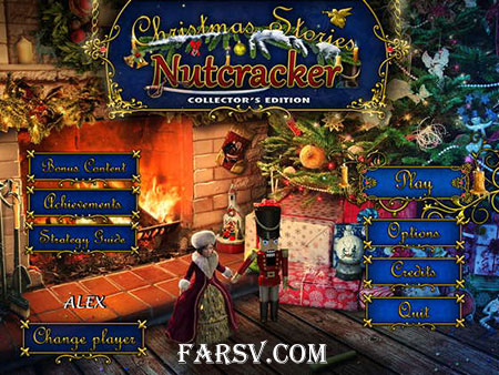 Christmas Stories Nutcracker Collectors Edition