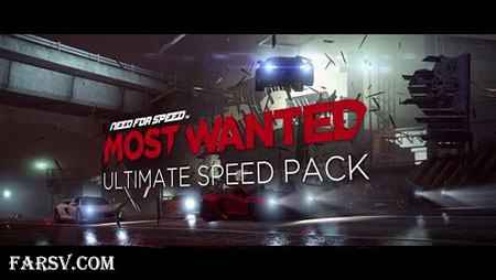 Need for Speed Most Wanted 2012