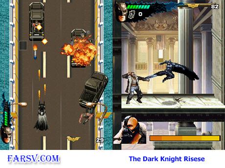 دانلود بازی بتمن The Dark Knight Risese