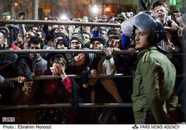 اعدام زورگیران تهرانی