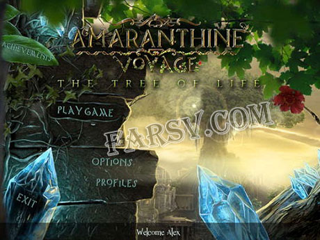 Amaranthine Voyage: The Tree of Life Collectors Edition