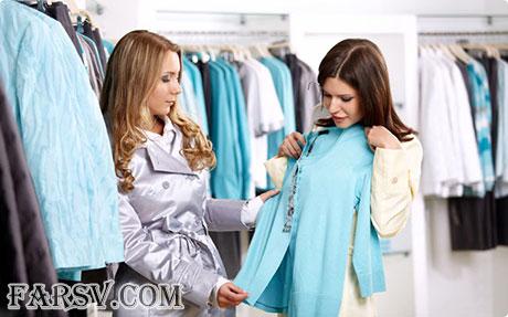 نکاتی برای خرید لباس