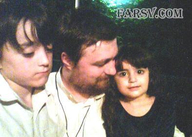 عکس سید حسن خمینی و فرزندانش