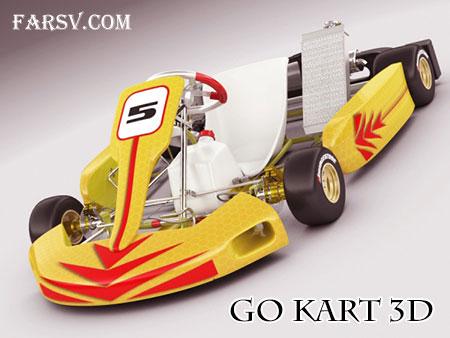 بازی رالی ویندوز فون Go Kart 3D