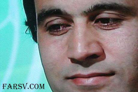 اشک های مهدوی کیا در برنامه 90