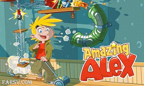 دانلود بازی اندرویدی Amazing Alex HD v1.0.5
