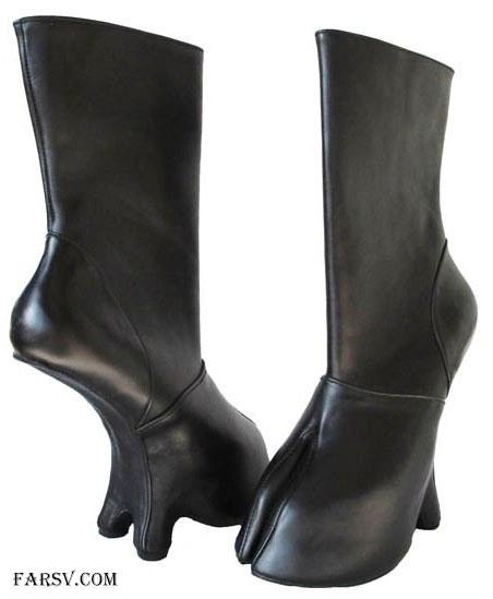 مدل های جدید و فانتزی کفش های زنانه