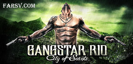 دانلود Gameloft Gangstar Rio City of Saints v1.1.3